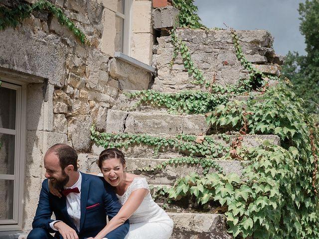 Le mariage de Loic et Marie à Magny-Cours, Nièvre 19