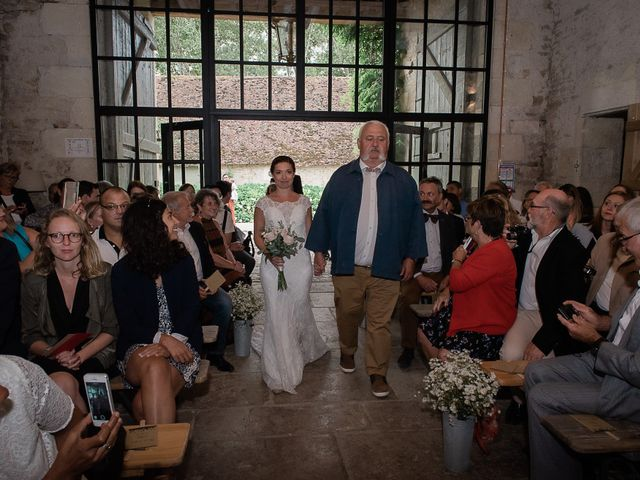 Le mariage de Loic et Marie à Magny-Cours, Nièvre 28