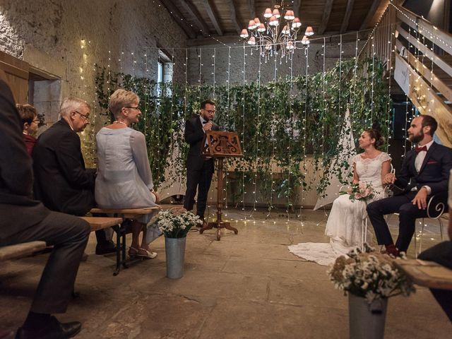 Le mariage de Loic et Marie à Magny-Cours, Nièvre 30