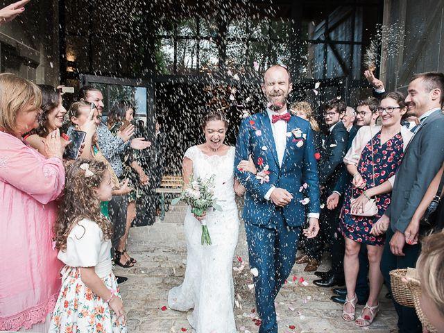 Le mariage de Loic et Marie à Magny-Cours, Nièvre 35