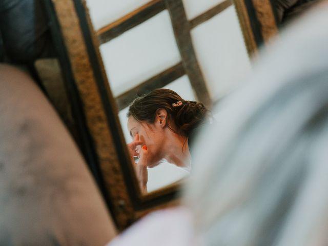 Le mariage de Sandra et Axel à Pleyber-Christ, Finistère 10