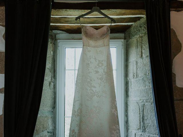 Le mariage de Sandra et Axel à Pleyber-Christ, Finistère 12