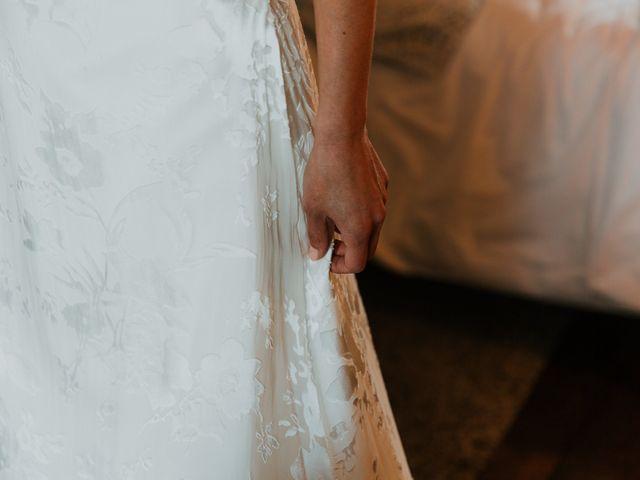 Le mariage de Sandra et Axel à Pleyber-Christ, Finistère 14