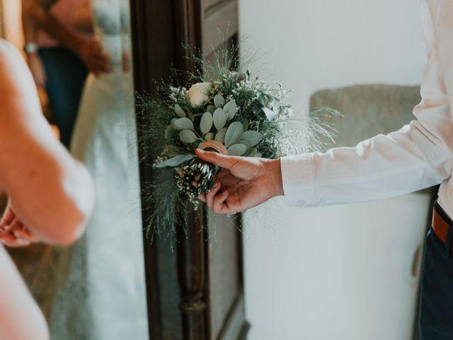 Le mariage de Sandra et Axel à Pleyber-Christ, Finistère 15