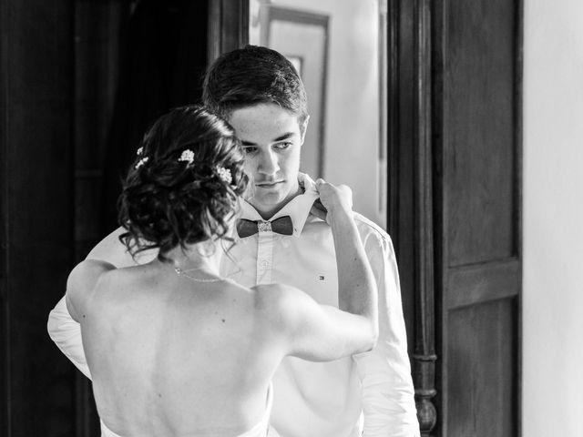 Le mariage de Sandra et Axel à Pleyber-Christ, Finistère 17