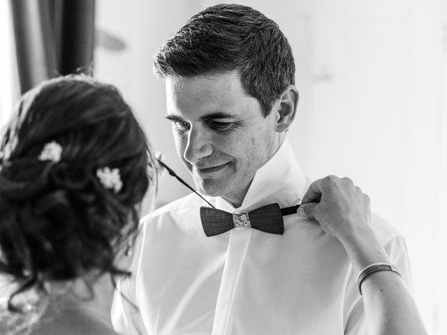 Le mariage de Sandra et Axel à Pleyber-Christ, Finistère 19