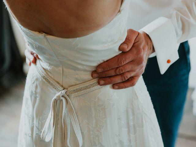Le mariage de Sandra et Axel à Pleyber-Christ, Finistère 20