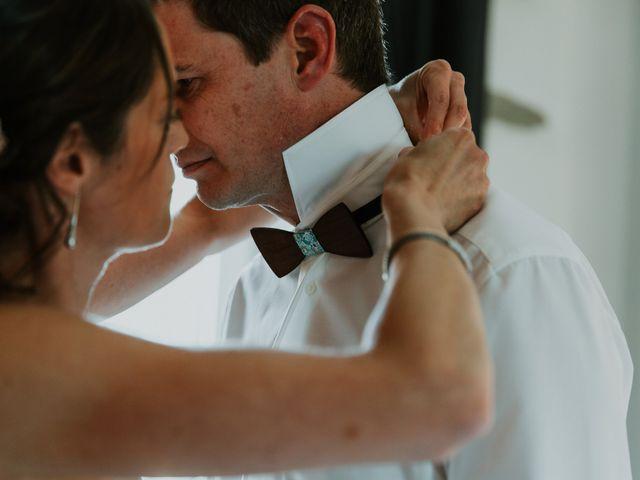 Le mariage de Sandra et Axel à Pleyber-Christ, Finistère 21