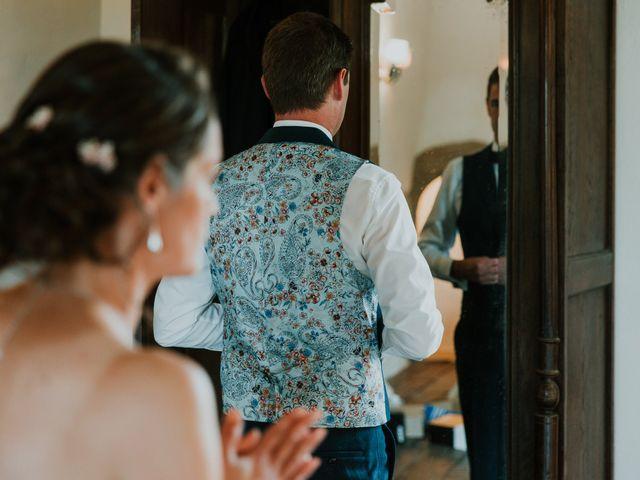 Le mariage de Sandra et Axel à Pleyber-Christ, Finistère 23
