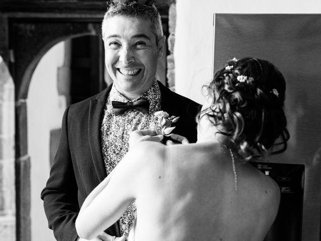 Le mariage de Sandra et Axel à Pleyber-Christ, Finistère 26
