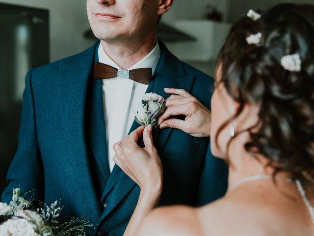 Le mariage de Sandra et Axel à Pleyber-Christ, Finistère 27