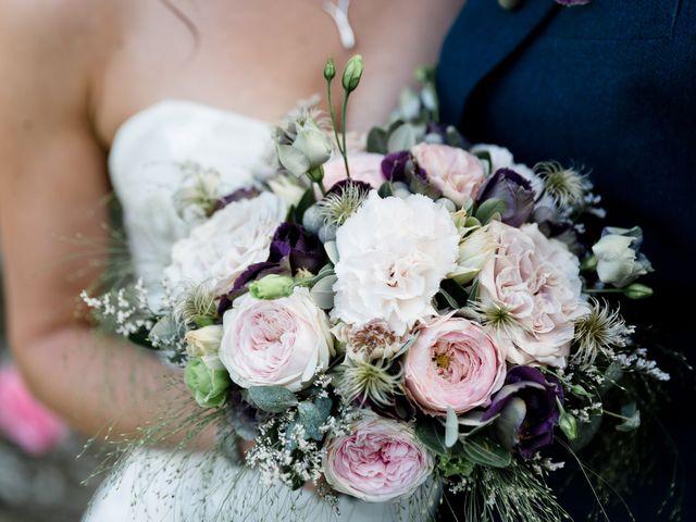 Le mariage de Sandra et Axel à Pleyber-Christ, Finistère 35