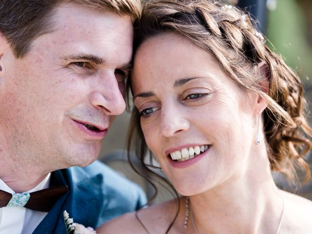 Le mariage de Sandra et Axel à Pleyber-Christ, Finistère 37