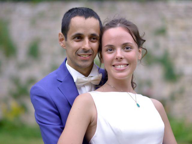 Le mariage de Emeline et Edouard