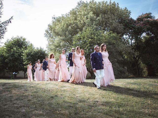 Le mariage de Benjamin et Anissa à Maisse, Essonne 18