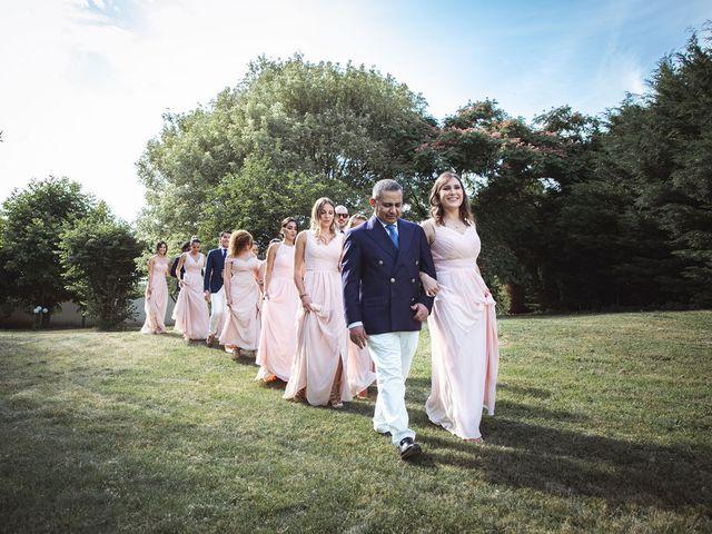 Le mariage de Benjamin et Anissa à Maisse, Essonne 19