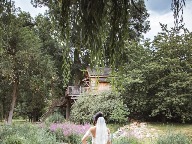 Le mariage de Benjamin et Anissa à Maisse, Essonne 43