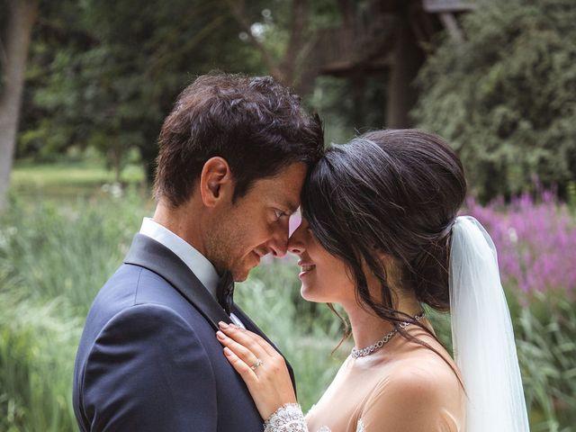 Le mariage de Benjamin et Anissa à Maisse, Essonne 44
