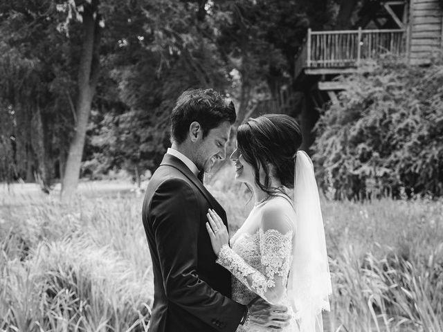 Le mariage de Benjamin et Anissa à Maisse, Essonne 45