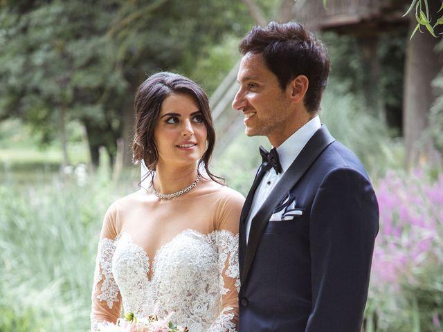 Le mariage de Anissa et Benjamin