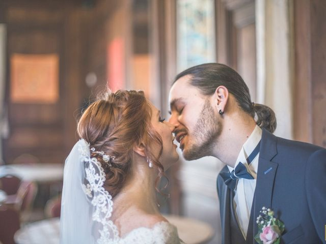 Le mariage de Auphélie et Raphaël à Vignieu, Isère 5