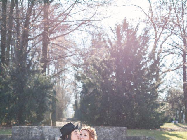 Le mariage de Auphélie et Raphaël à Vignieu, Isère 8
