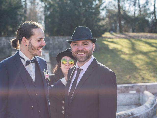 Le mariage de Auphélie et Raphaël à Vignieu, Isère 9