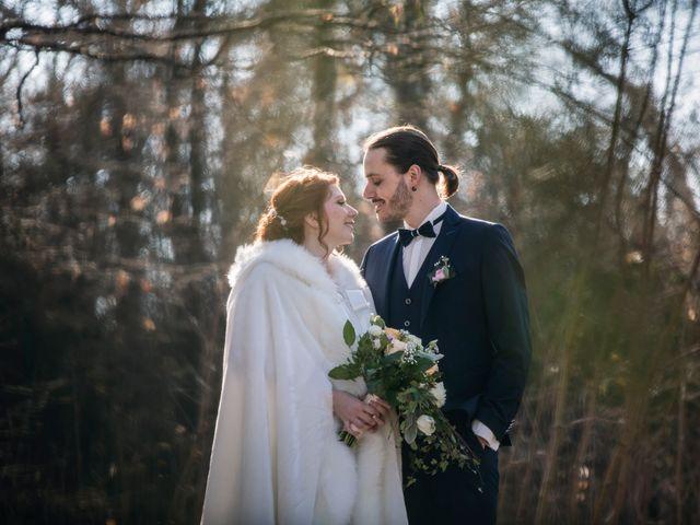 Le mariage de Auphélie et Raphaël à Vignieu, Isère 10