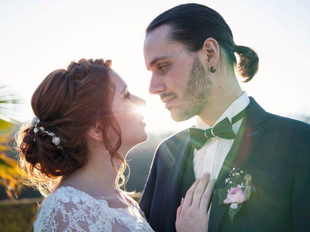 Le mariage de Auphélie et Raphaël à Vignieu, Isère 13