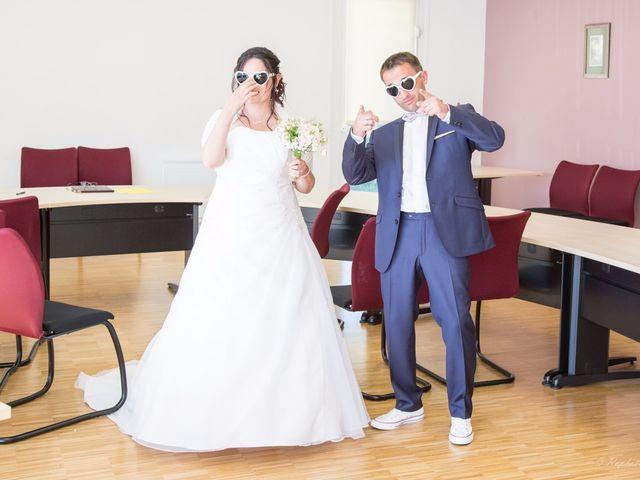 Le mariage de Myriam et Xavier à La Séguinière, Maine et Loire 15