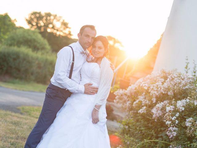 Le mariage de Myriam et Xavier à La Séguinière, Maine et Loire 20