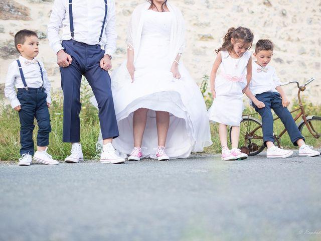 Le mariage de Myriam et Xavier à La Séguinière, Maine et Loire 24