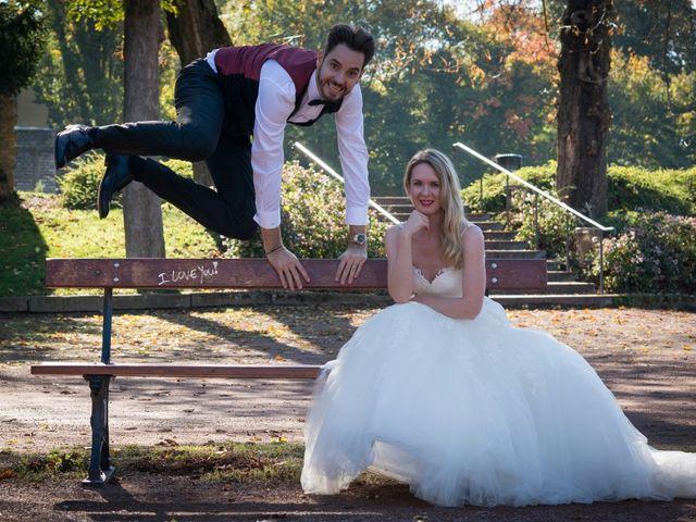 Le mariage de Elise et Laurent