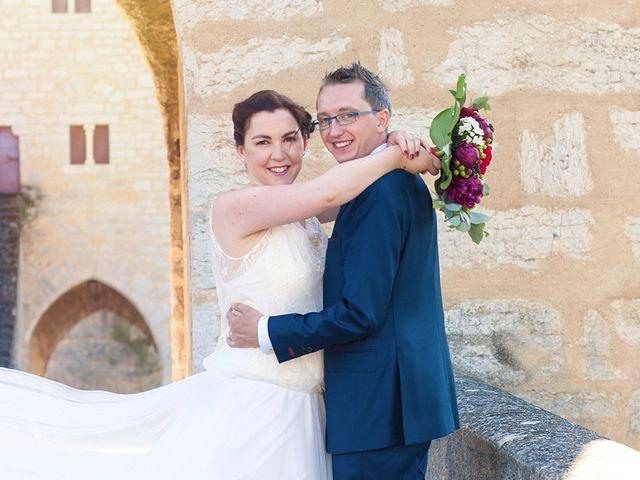 Le mariage de Anne- Cécile et Nicolas
