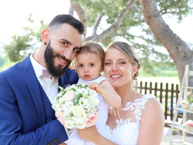 Le mariage de Jérémy et Sophie à Béziers, Hérault 92