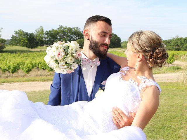 Le mariage de Jérémy et Sophie à Béziers, Hérault 99