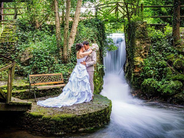 Le mariage de Marco et Prisca à Longpont-sur-Orge, Essonne 1