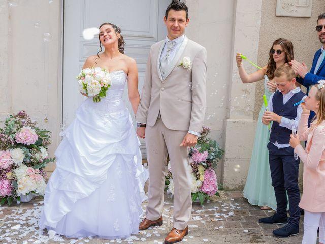 Le mariage de Marco et Prisca à Longpont-sur-Orge, Essonne 11
