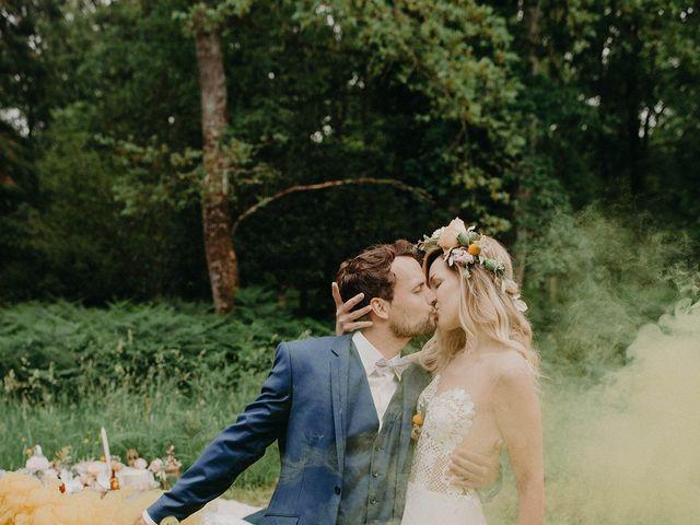 Le mariage de Adrien et Sarah à Ambillou, Indre-et-Loire 6