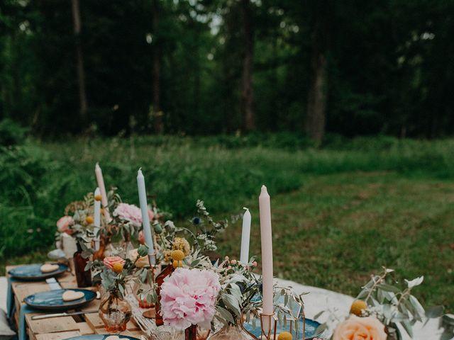 Le mariage de Adrien et Sarah à Ambillou, Indre-et-Loire 7