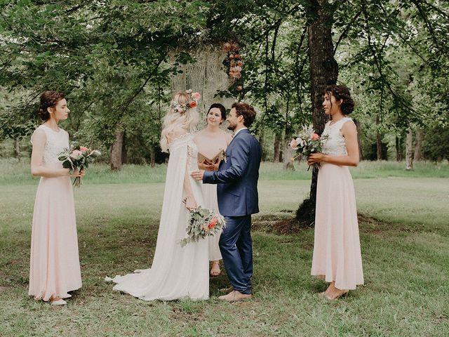 Le mariage de Adrien et Sarah à Ambillou, Indre-et-Loire 12