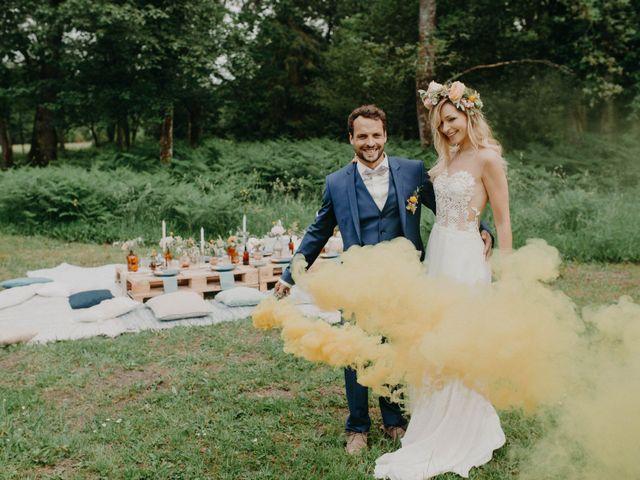 Le mariage de Adrien et Sarah à Ambillou, Indre-et-Loire 23
