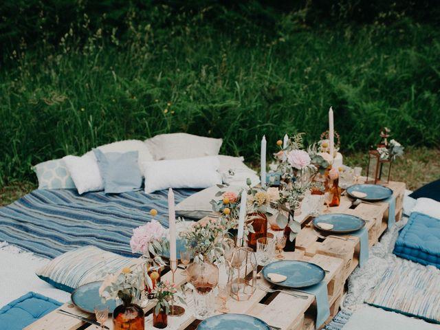 Le mariage de Adrien et Sarah à Ambillou, Indre-et-Loire 1