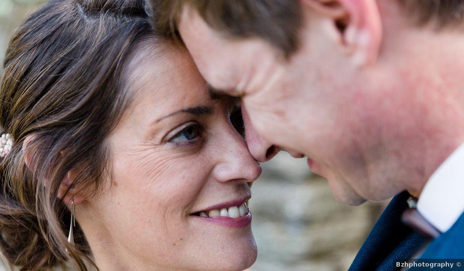 Le mariage de Sandra et Axel à Pleyber-Christ, Finistère