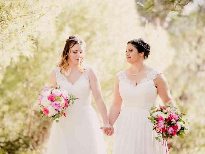 Le mariage de Cindy  et Susan