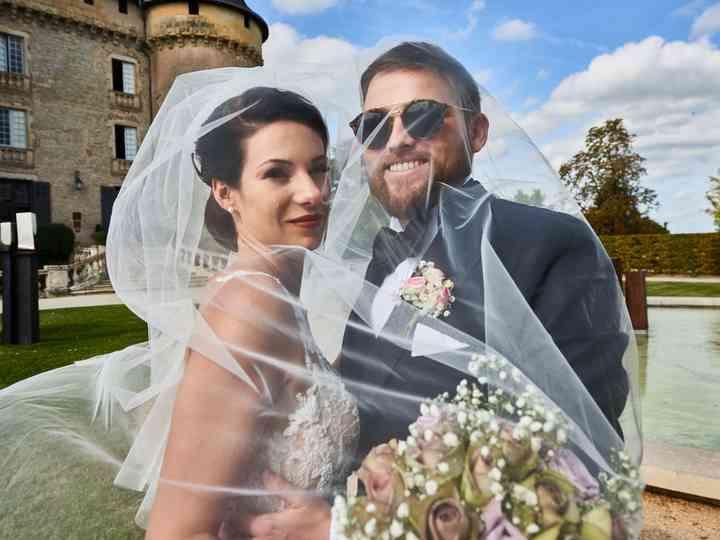 Le mariage de Mary et Steen