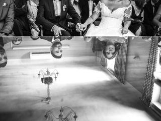 Le mariage de Joanna et Cédric 1