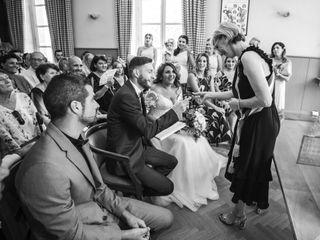 Le mariage de Joanna et Cédric 2