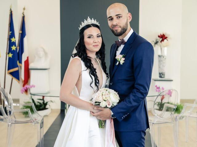 Le mariage de Axelle et Kévin