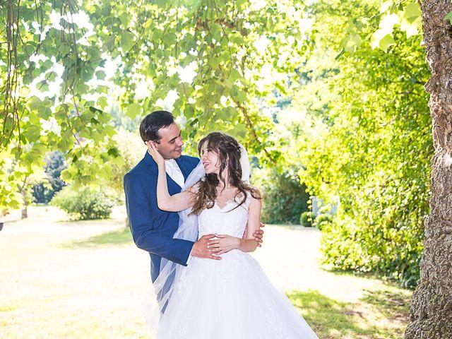 Le mariage de Eleonore et Sebastien